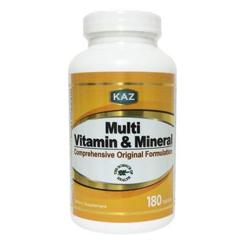 KAZ Multi Vitamin & Mineral